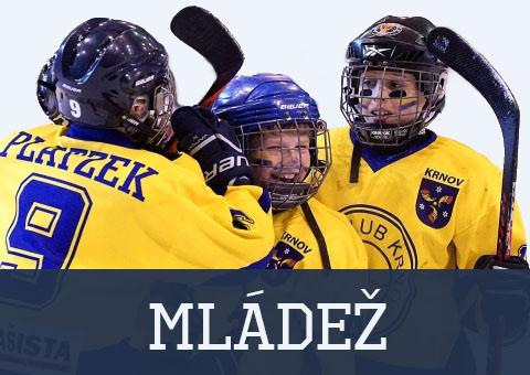 FB krnovské hokejové mládeže